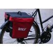 15L-es kerékpáros táska túratáska csomagtartóra